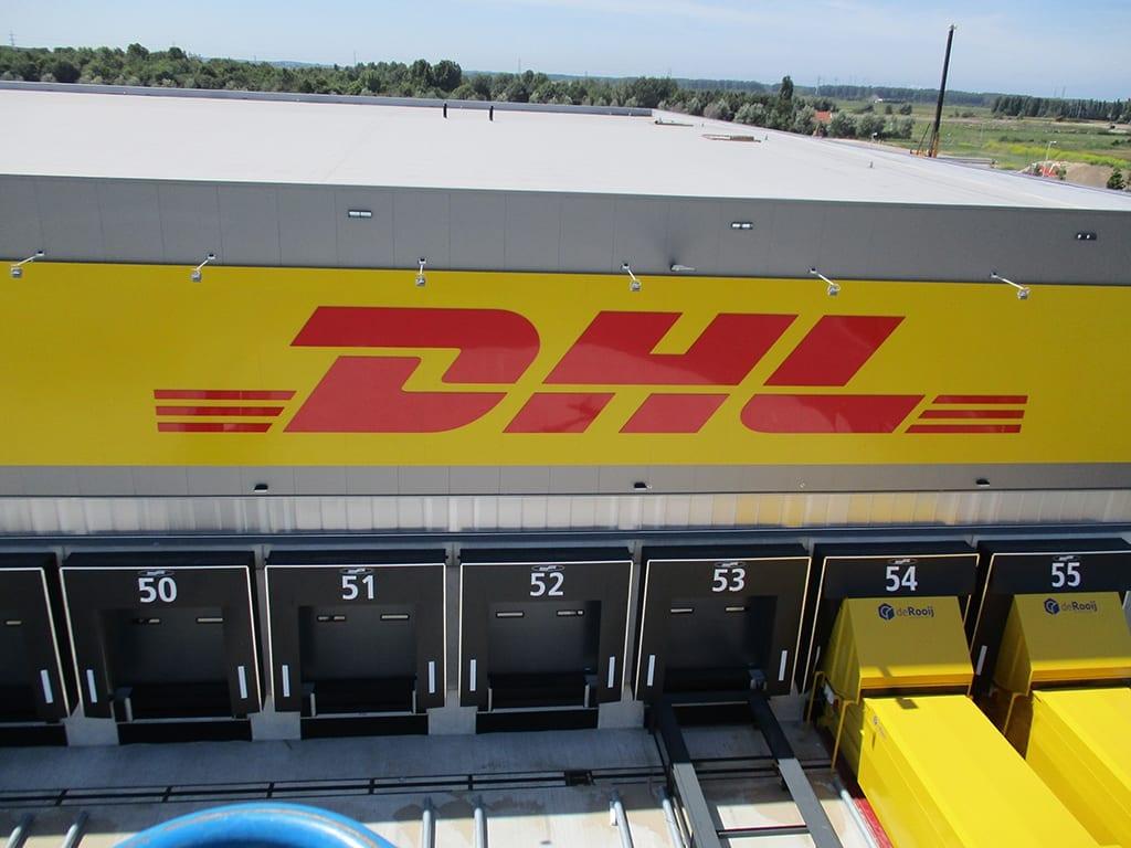 DHL Amsterdam